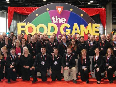 A Great 2018 Food Show